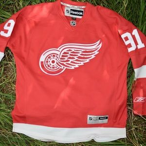 🏒Red Wing's hockey jersey🏒